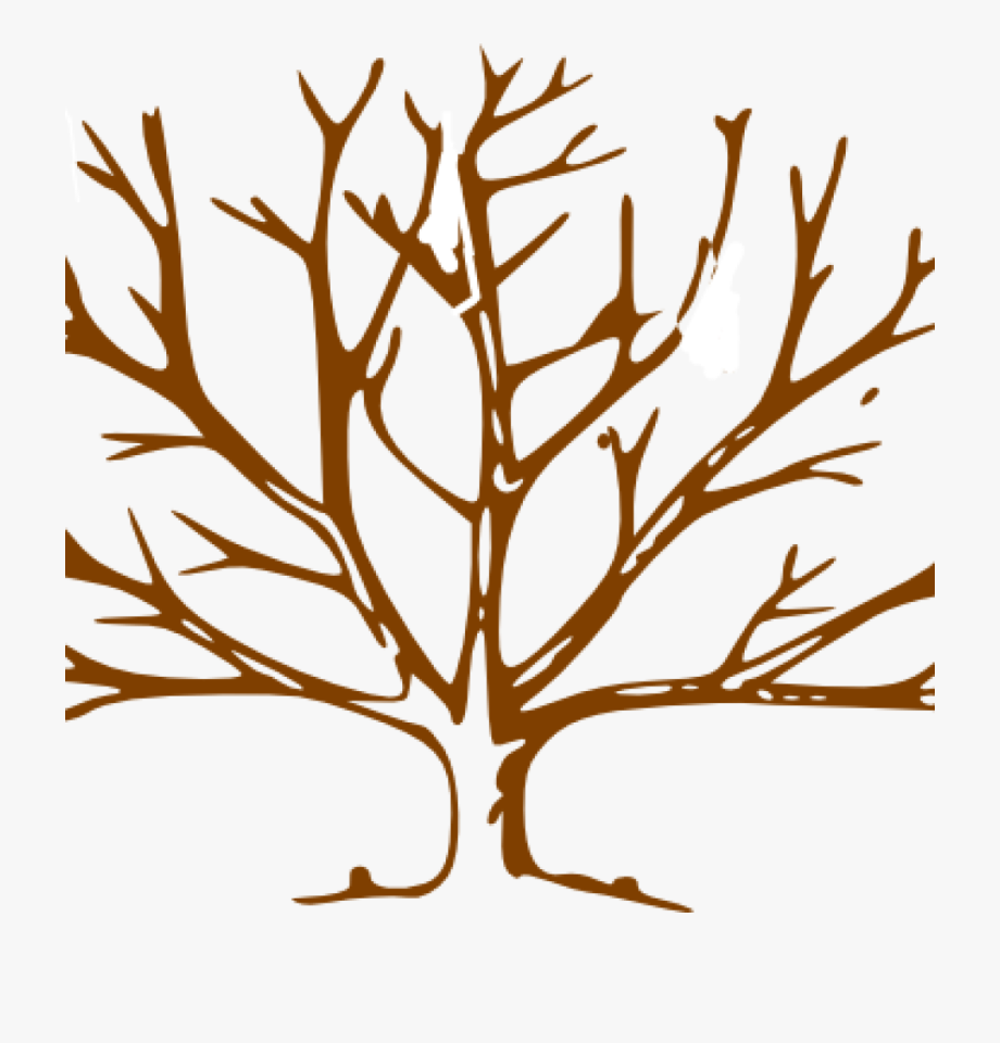 Bare Tree Clipart Food Clipart Hatenylo.