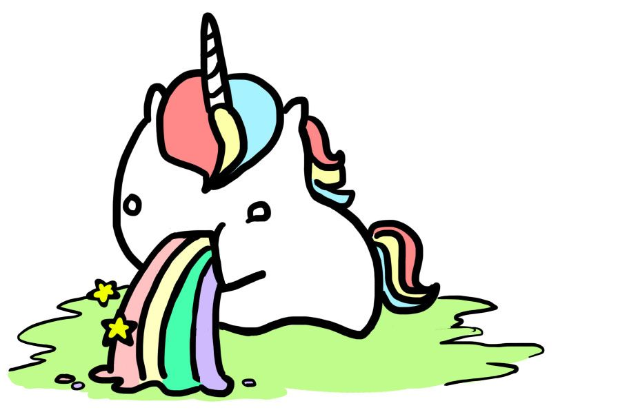 Unicorn clipart black and white free clipart images.