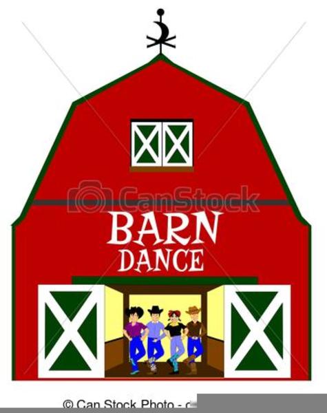 Barn Dance Clipart.