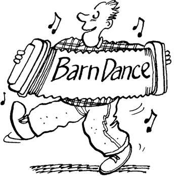 Barn clipart dancing, Barn dancing Transparent FREE for.