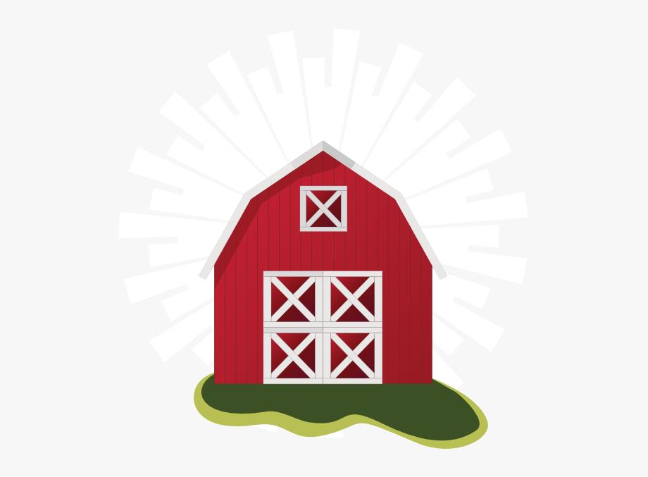 Red Barn Clip Art At Clkercom Vector Online Royalty.