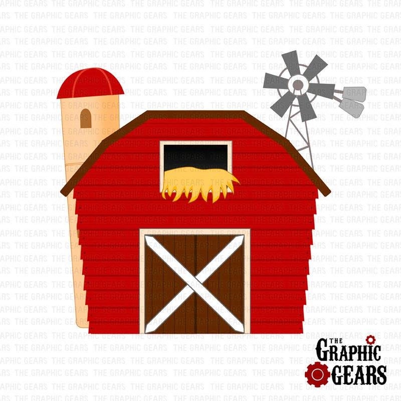 Clipart barnyard 6 » Clipart Portal.