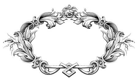 208,974 Baroque Stock Vector Illustration And Royalty Free Baroque.