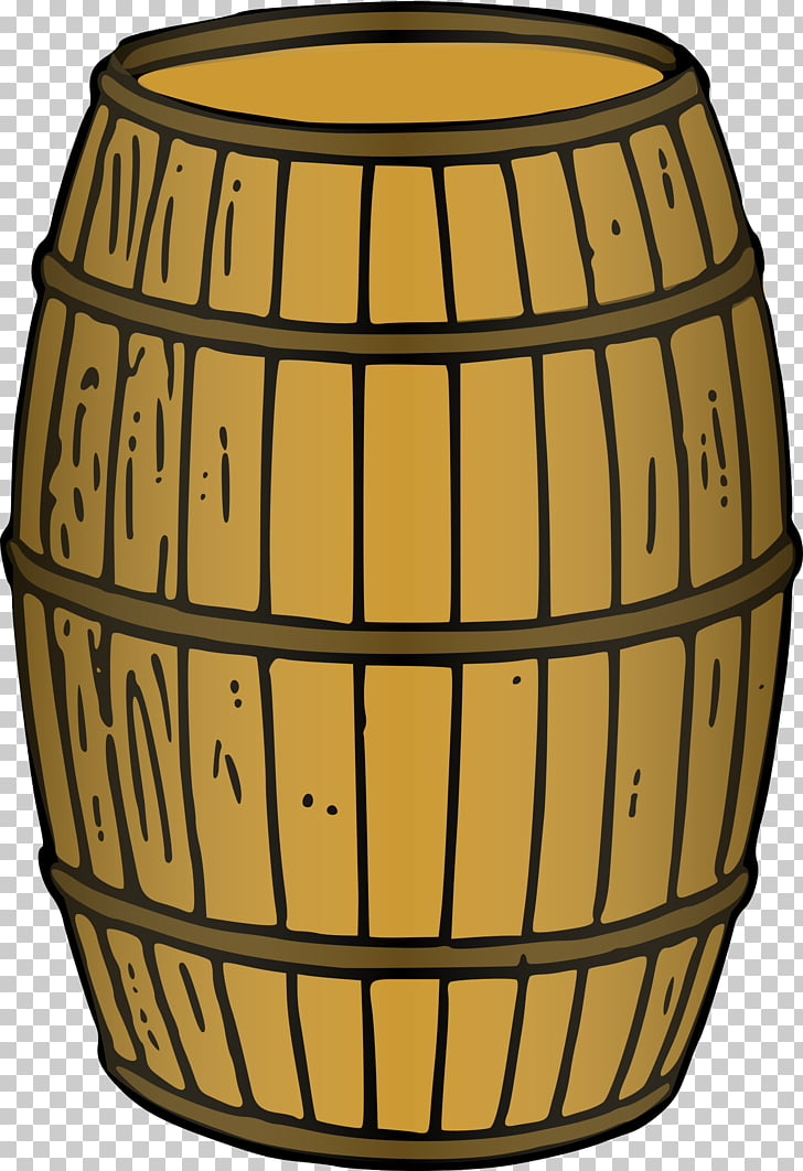 Barrel Whiskey Oak , wooden background PNG clipart.