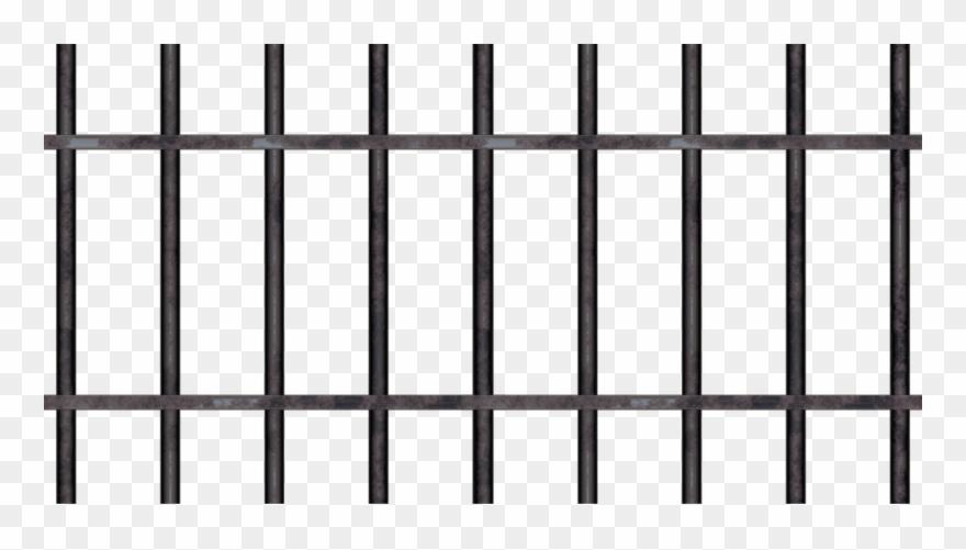 Jail clipart iron bar, Jail iron bar Transparent FREE for.