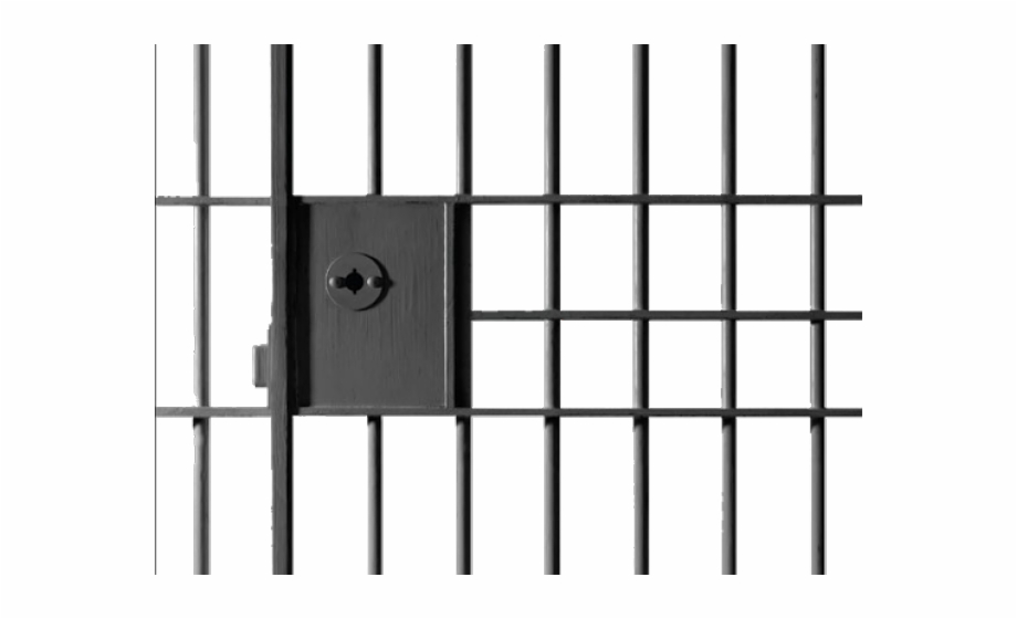 Free Jail Cell Bars Transparent, Download Free Clip Art.