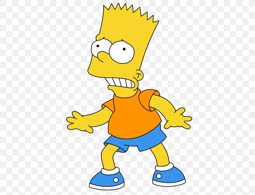 Bart Simpson Homer Simpson Image Marge Simpson Clip Art, PNG.