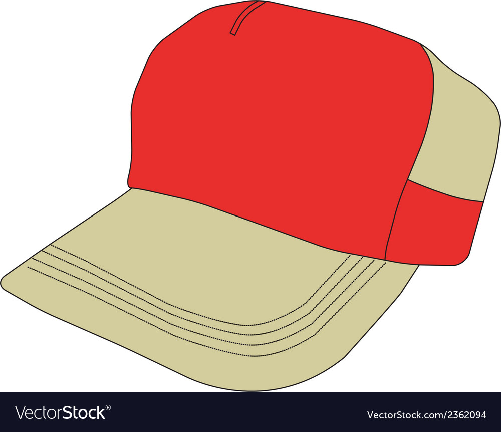 Baseball Cap Clipart Design.