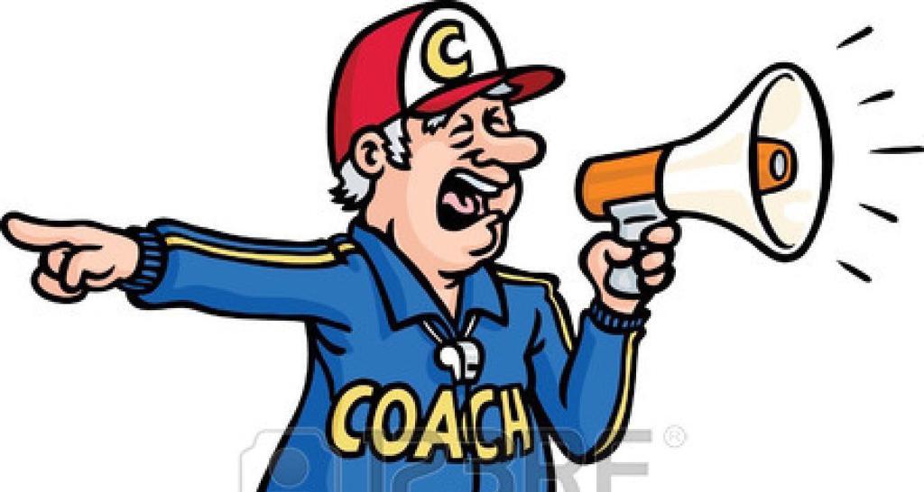 Coach clipart baseball coach, Coach baseball coach.