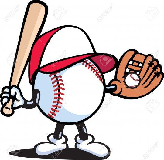 Baseball Coach Clipart.