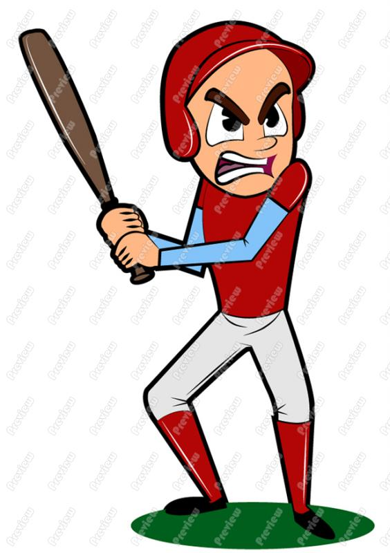 Baseball Character Cliparts Free Download Clip Art.
