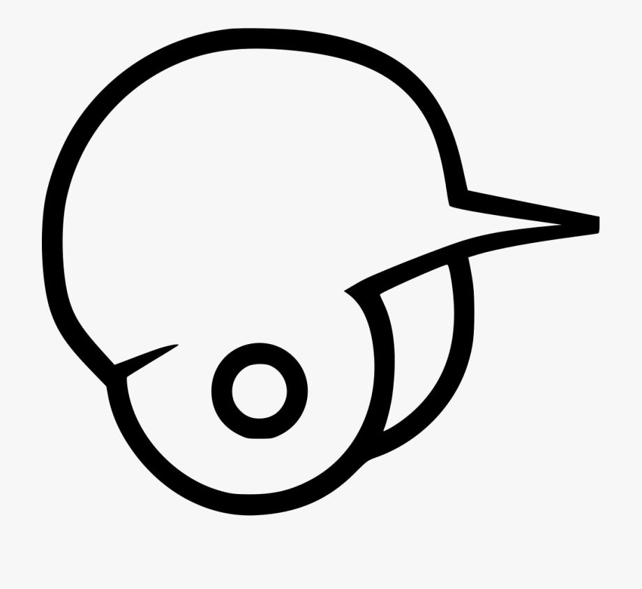 Helmet Clipart Baseball Helmet.