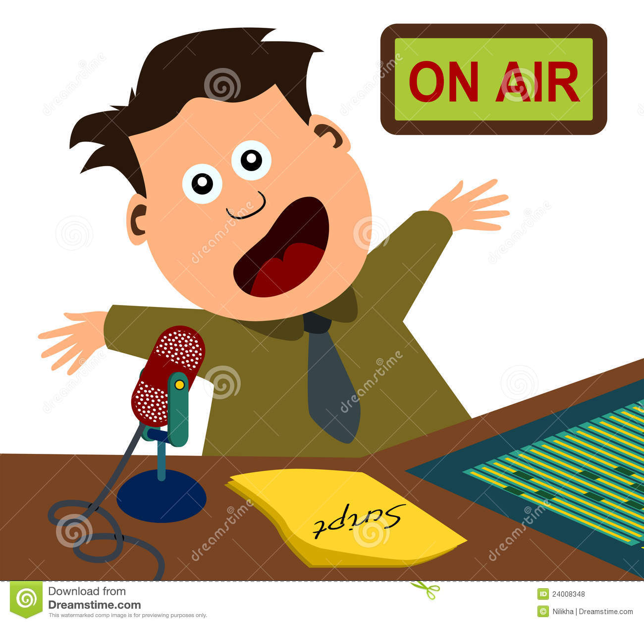 Free Radio Person Cliparts, Download Free Clip Art, Free.