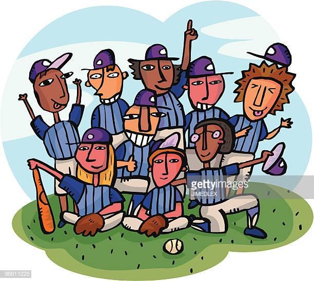World's Best Baseball Team Stock Illustrations.