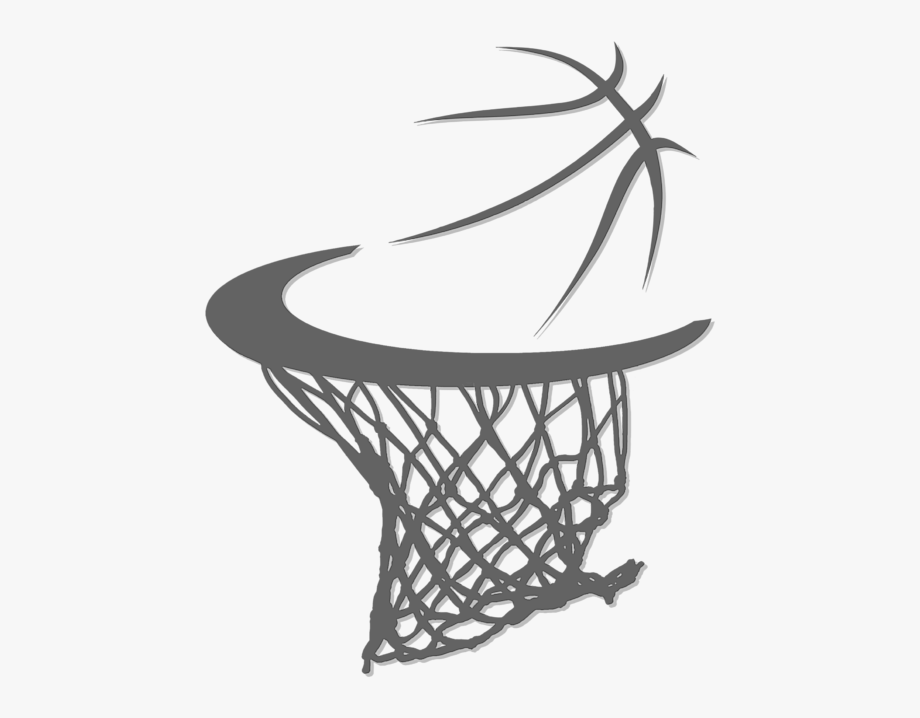 Basketball Hoop Coffee Mug.