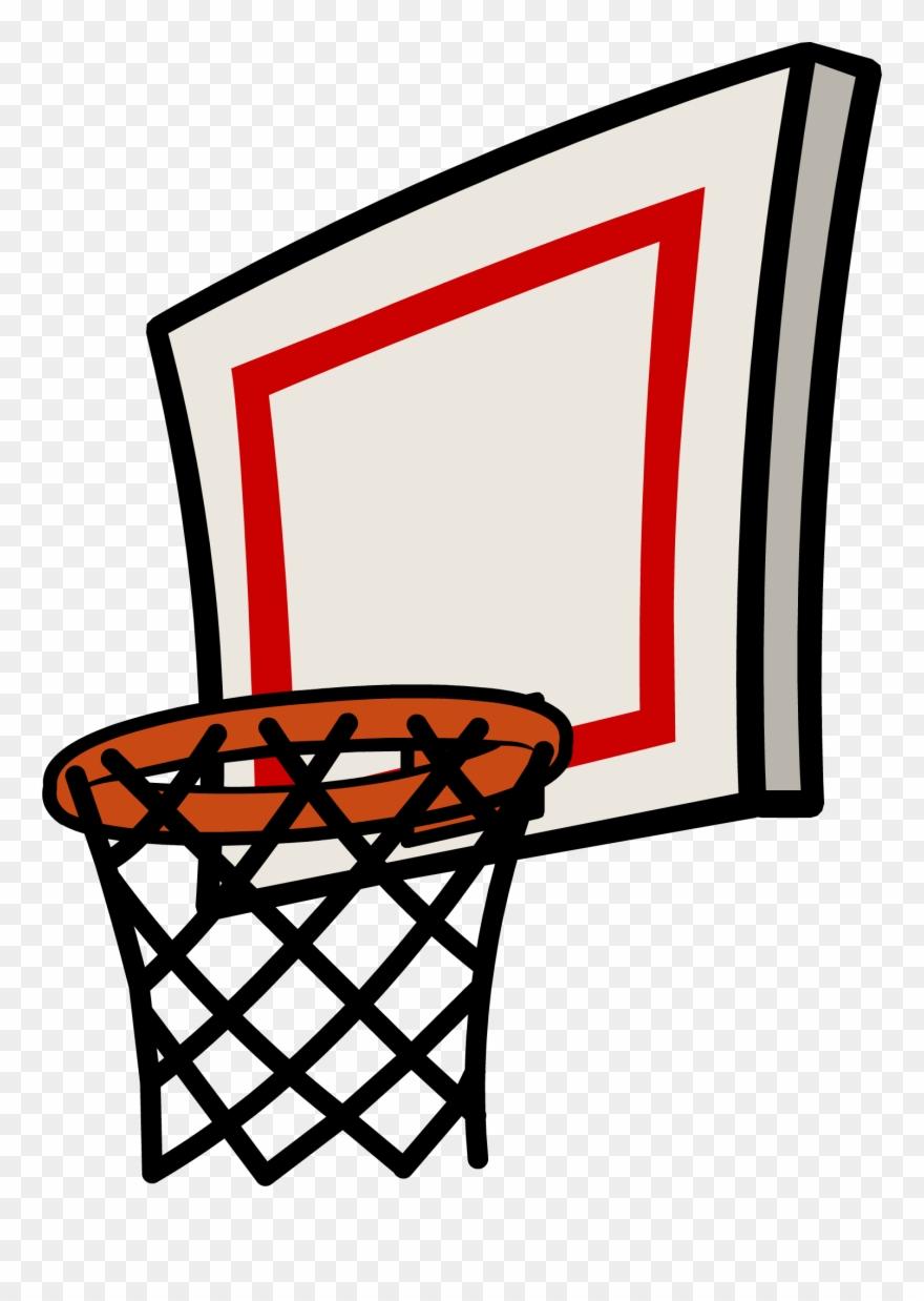 Clip Net Basketball.