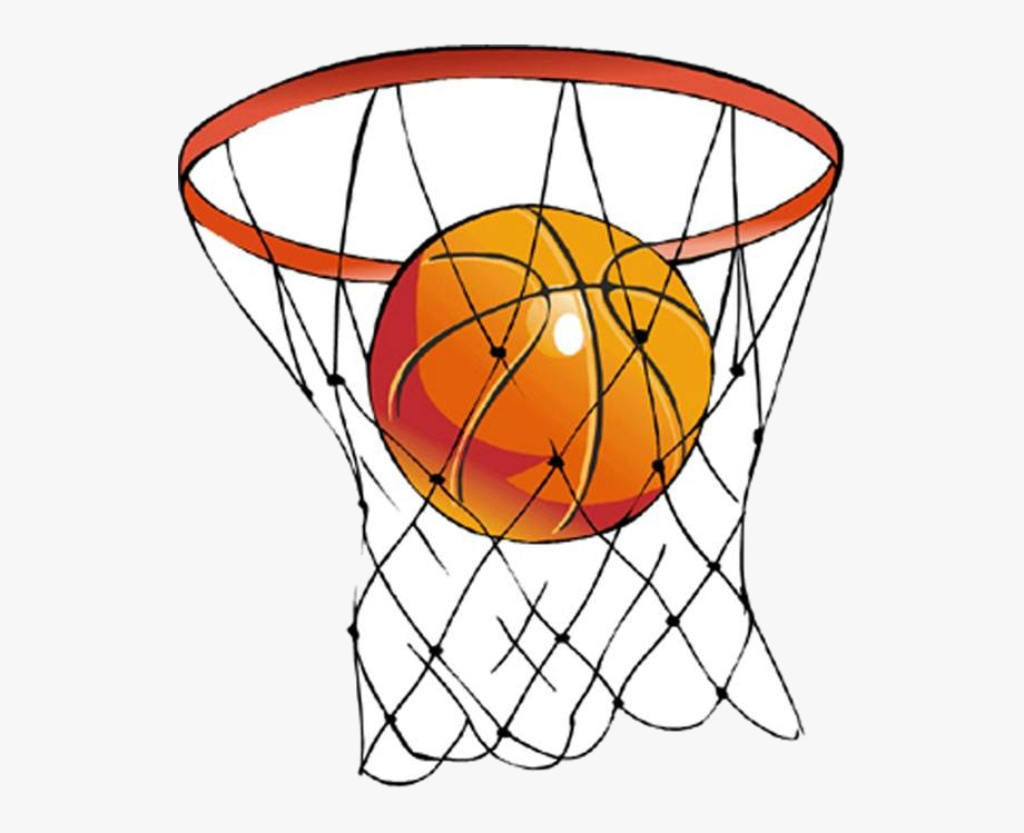 Basketball Clip Art Free On Transparent Png.