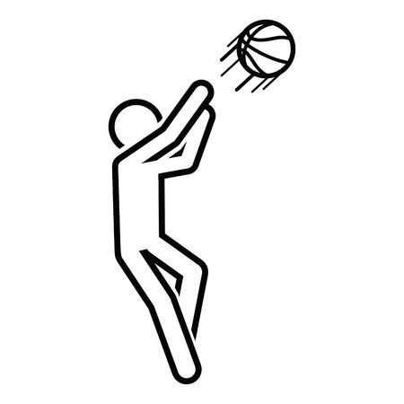 Basketball Player Shooting Clipart (98+ images in Collection) Page 2.