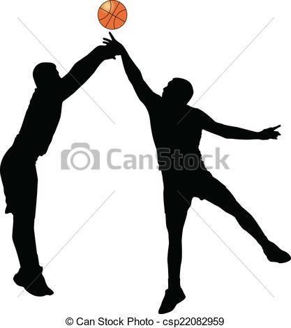 Basketball player shooting clipart 5 » Clipart Portal.