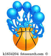Basketball team Stock Illustrations. 2,643 basketball team clip.