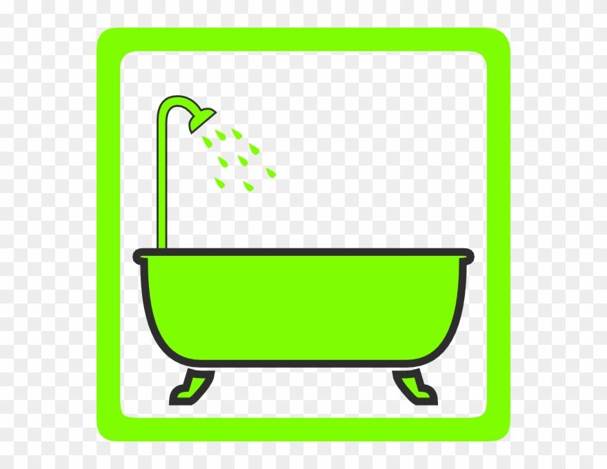 Shower Clipart Bath Shower.