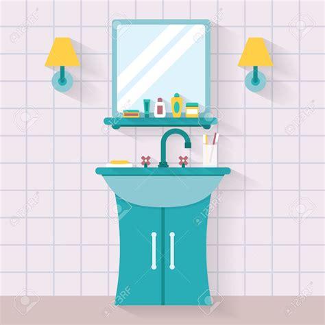 Clip Art Bathroom Sink.