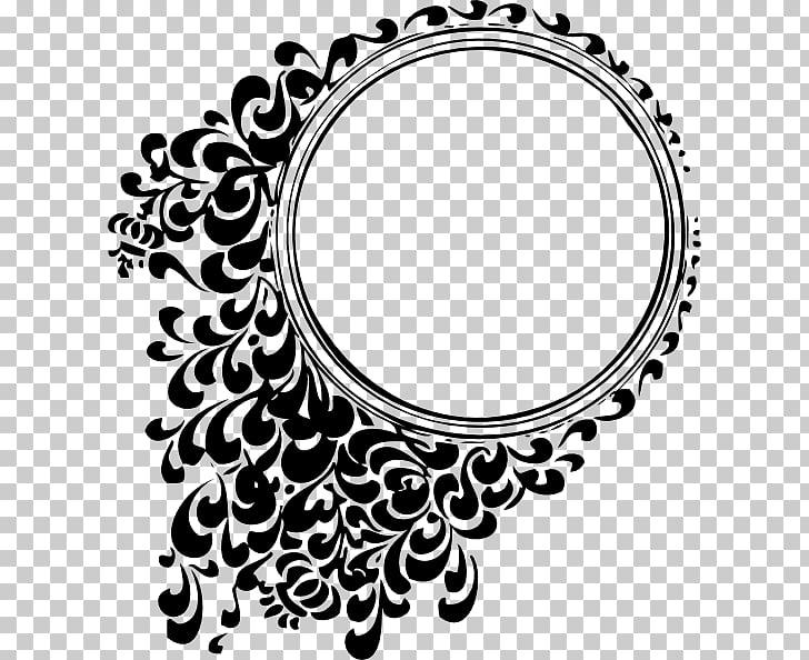 Circle , batik, round frame illustration PNG clipart.