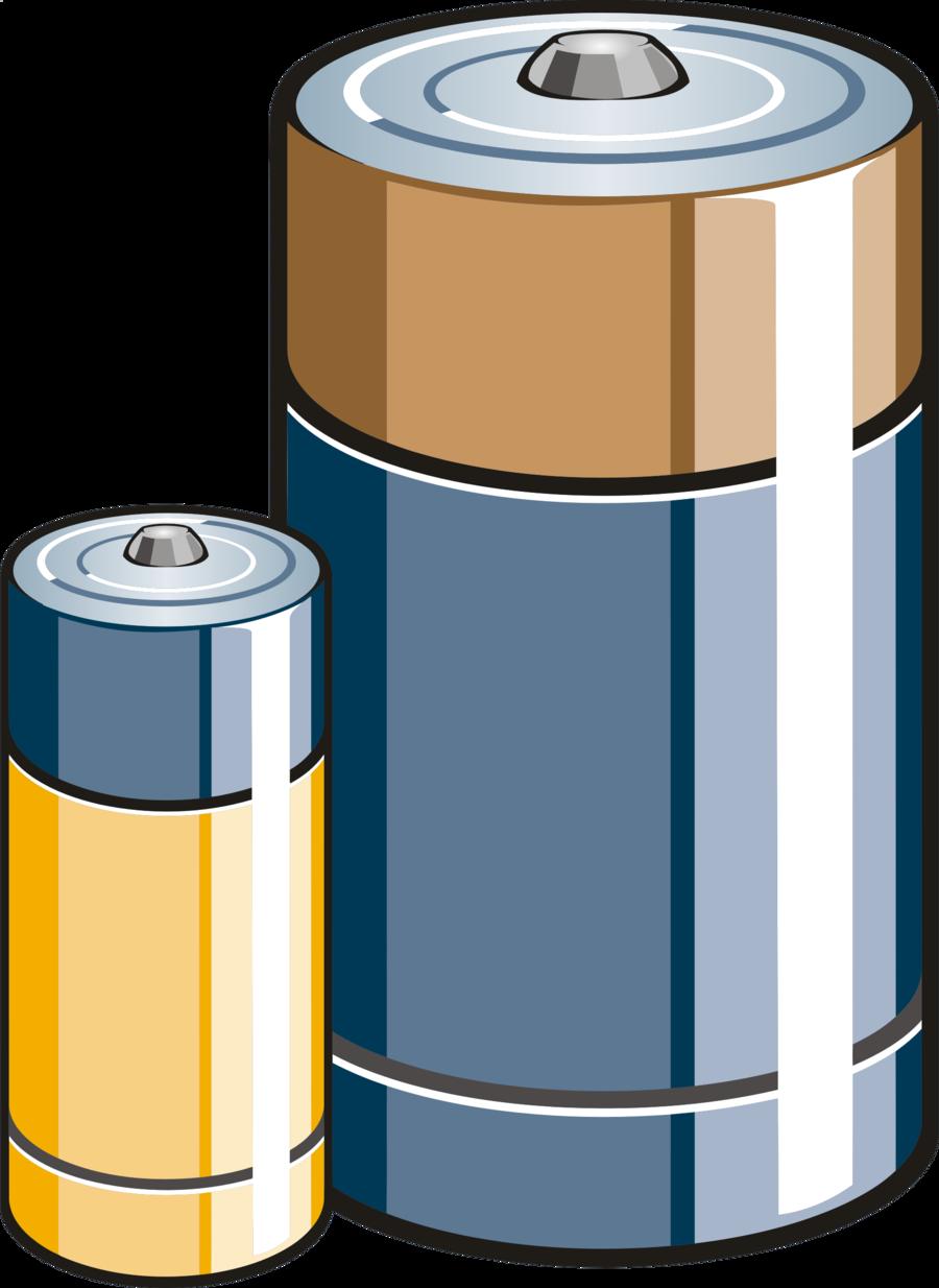 Battery Cartoon clipart.