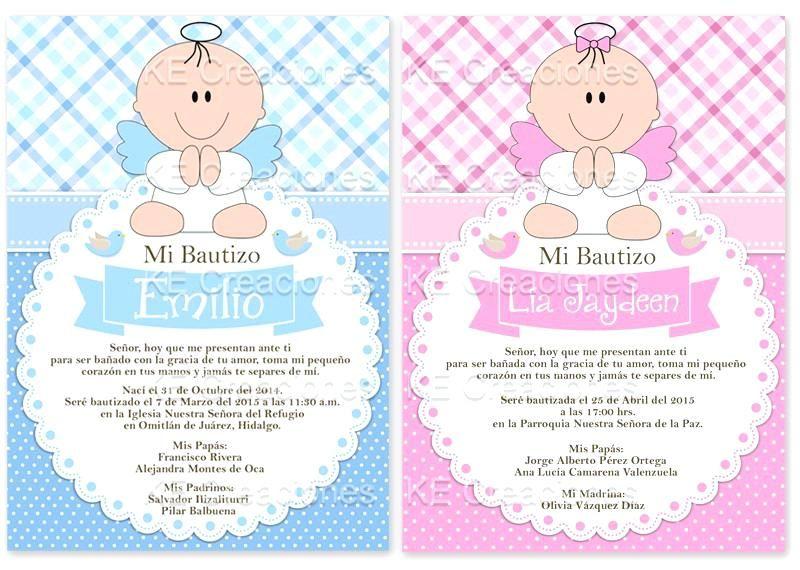 plantillas para tarjetas de bautismo gratis.