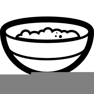 Free Clipart Bowl Of Cereal.