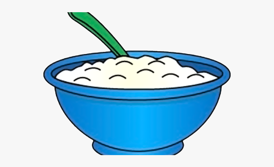 Stuffing Clipart Bowl.
