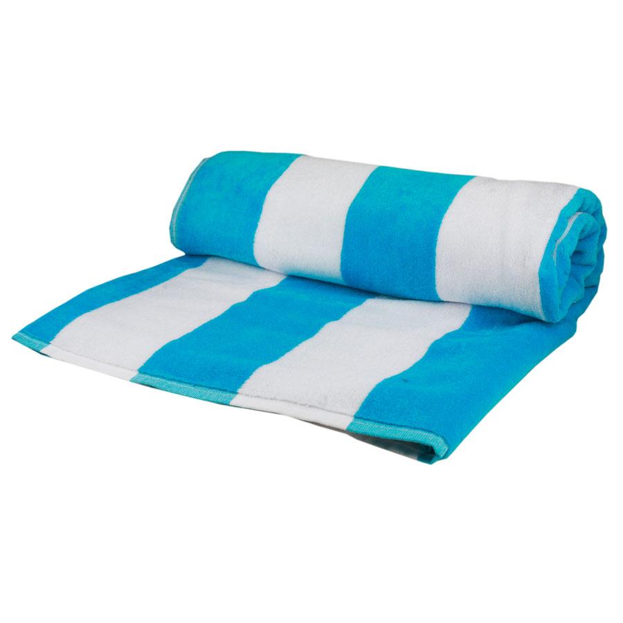 Illustration of beach towel clipart.