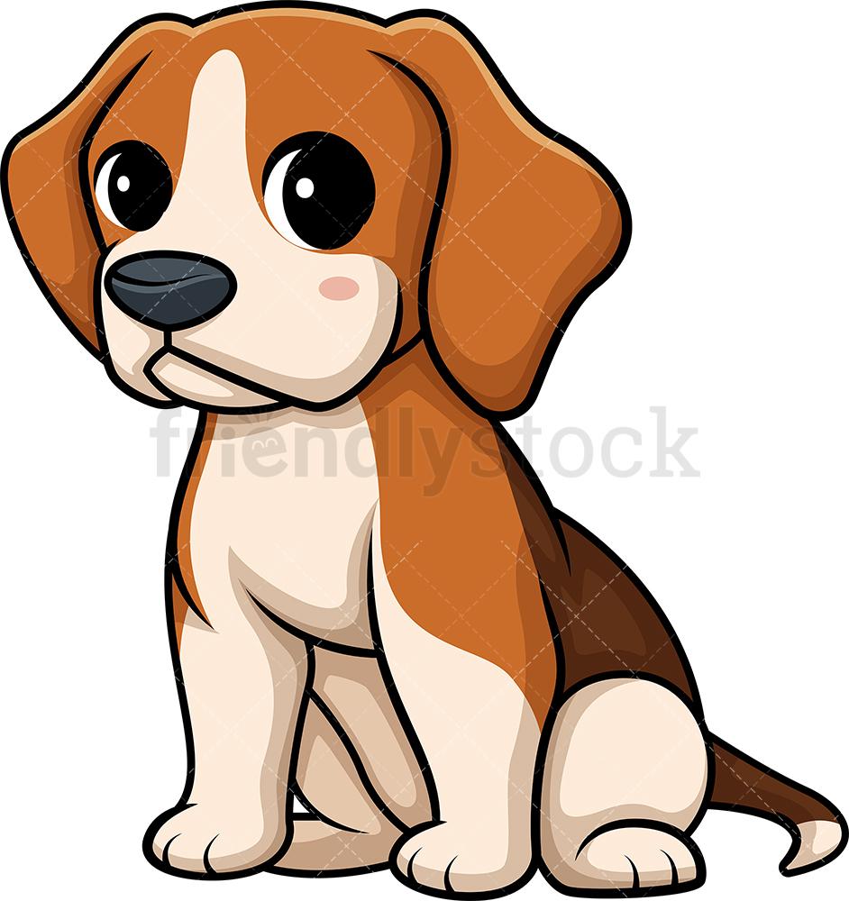 Kawaii Beagle.