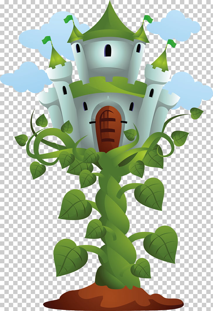 Jack and the Beanstalk YouTube , climbing PNG clipart.