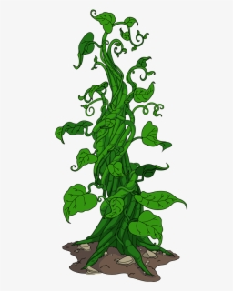 Free Jack And The Beanstalk Clip Art with No Background.