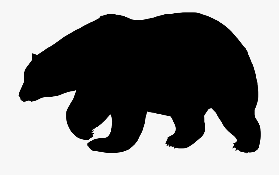 Bears Clipart American Black Bear.