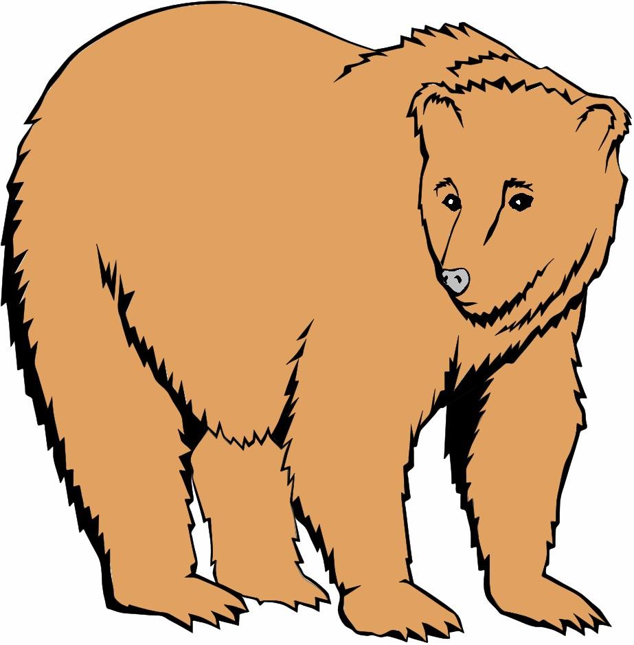 Bear Pictures Clip Art.