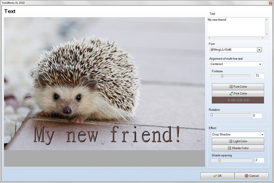 Easy Program to Photo Editing Software Every Day.