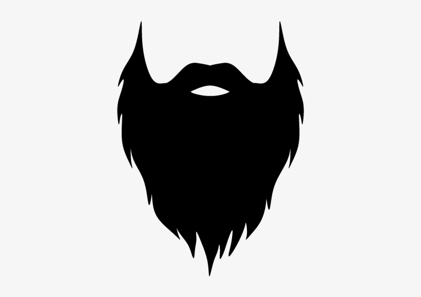Beard clipart plain, Beard plain Transparent FREE for.