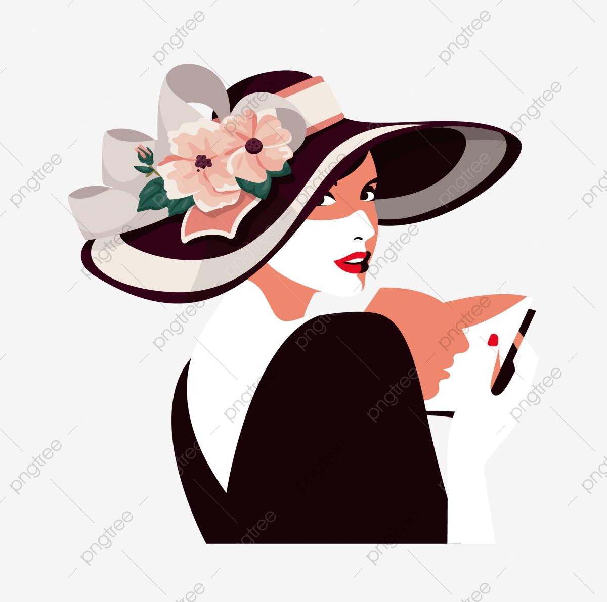 Beautiful Woman Creative 3d Paper Art, Woman Clipart, Art Clipart.
