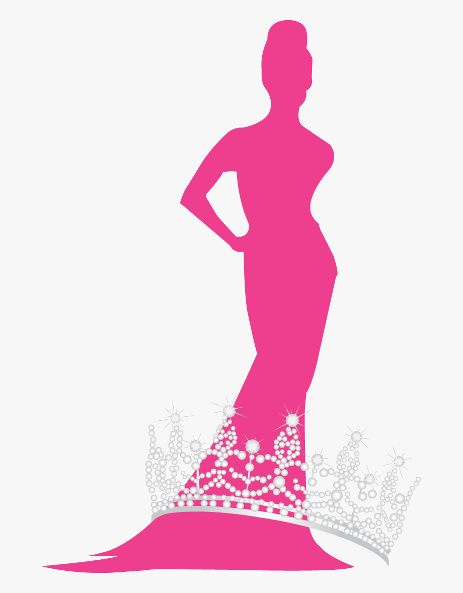 Pageant Crown Png Clipart.
