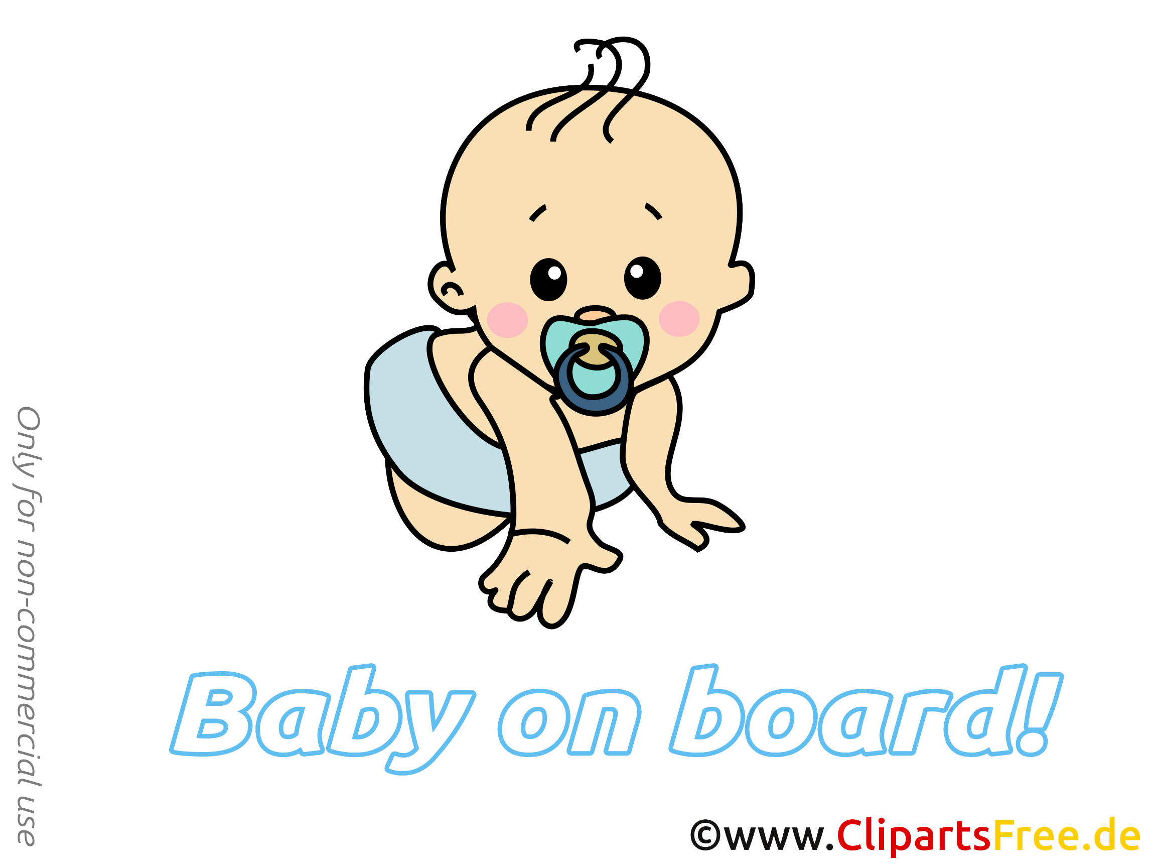 Clipart bebe 2 » Clipart Station.
