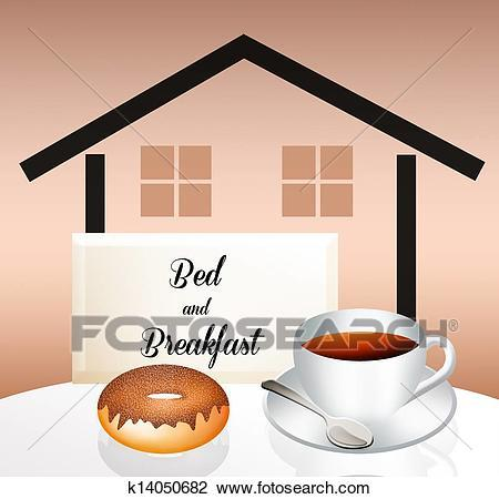 Bed and breakfast clipart 5 » Clipart Portal.
