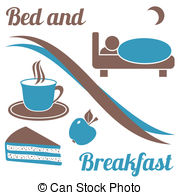 Bed and breakfast Vector Clip Art Royalty Free. 2,279 Bed and.