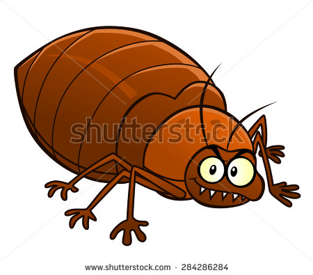 Bedbug Stock Images, Royalty.