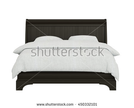 Bed Stock Images, Royalty.