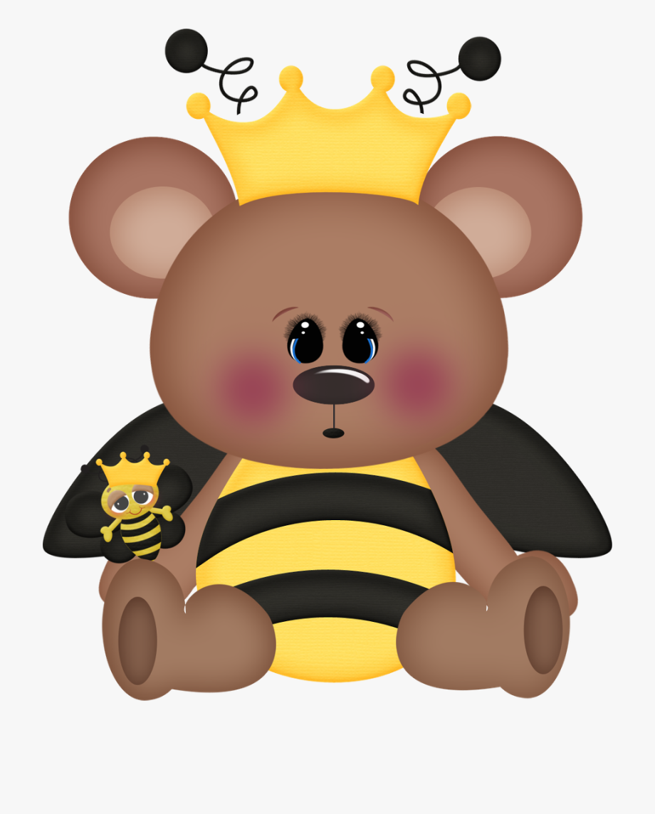 Minus Urso Bear, Bee Clipart, Bear Images, Bee Party,.