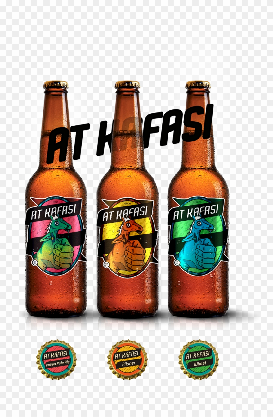 Alcohol Clipart Craft Beer Bottle.