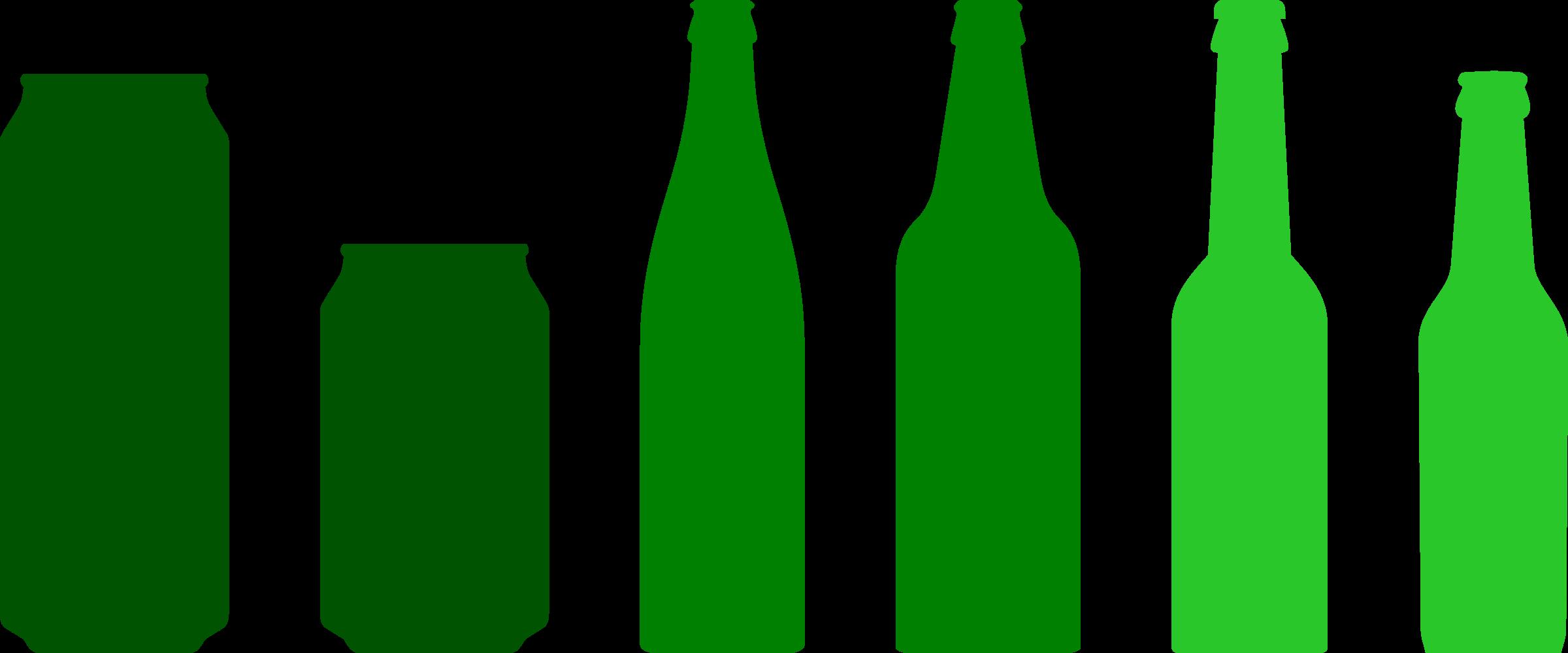 Beer Bottle Alcoholic Drink Plastic Bottle.
