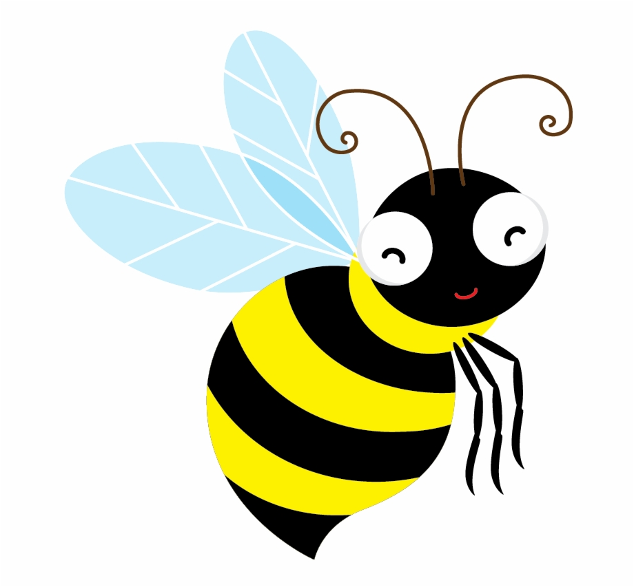 Bee Clipart Positive.